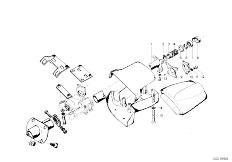 Original Parts for 114 2002ti M10 Sedan / Steering