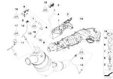 Original Parts for E82 123d N47S Coupe / Fuel Preparation