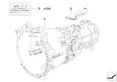 Original Parts for E46 330xi M54 Touring / Manual