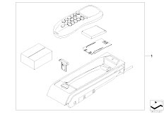 Original Parts for E85 Z4 2.2i M54 Roadster