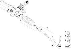 Original Parts for E90 320d M47N2 Sedan / Steering/ Power