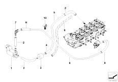 Original Parts for E60 M5 S85 Sedan / Engine/ Timing Gear