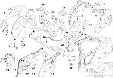 Original Parts for E46 320d M47 Touring / Bodywork/ Door