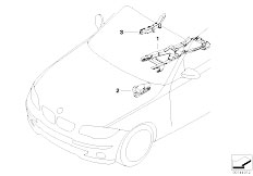 Original Parts for E87 116i N45 5 doors / Vehicle