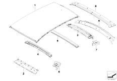 Original Parts for E91 318i N43 Touring / Bodywork/ Single