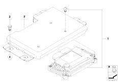 Original Parts for E61 530xd M57N2 Touring / Transfer Box
