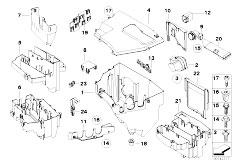 Original Parts for E61N 530i N53 Touring / Engine