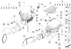 Original Parts for E60 M5 S85 Sedan / Fuel Preparation