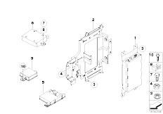 Original Parts for E90 330d M57N2 Sedan / Communication