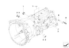 Original Parts for E46 330xi M54 Touring / Manual