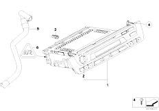 Original Parts for E85 Z4 3.0i M54 Roadster / Audio