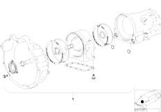 Original Parts for E34 518i M40 Sedan / Automatic
