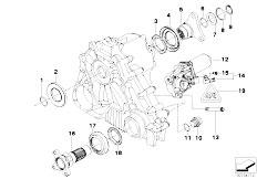 Original Parts for E83 X3 2.0i N46 SAV / Transfer Box