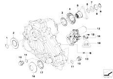 Original Parts for E53 X5 3.0i M54 SAV / Transfer Box