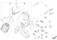 Pièces detachées pour les E85 Z4 3.0i M54 Roadster