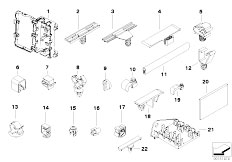 Original Parts for E46 320d M47 Touring / Vehicle