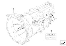 Original Parts for E91 325i N52N Touring / Manual