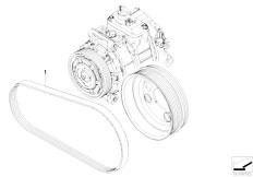 Original Parts for F01 750i N63 Sedan / Engine/ Turbo