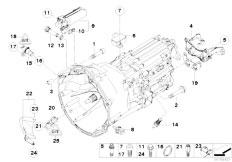 Original Parts for E92 M3 S65 Coupe / Manual Transmission