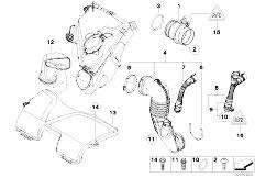 Original Parts for E81 116d N47 3 doors / Fuel Preparation