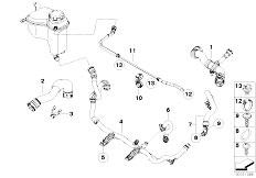 Original Parts for E90N 320i N43 Sedan / Radiator