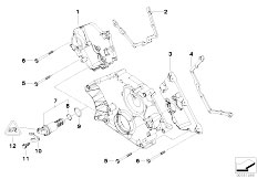 Original Parts for E67 745LiS N62 Sedan / Engine/ Timing