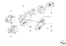 Original Parts for E60 525i N52 Sedan / Vehicle Electrical