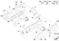 Original Parts for E92 M3 S65 Coupe / Engine/ Lubrication