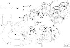 Pièces detachées pour les E83 X3 2.0d M47N2 SAV / Fuel