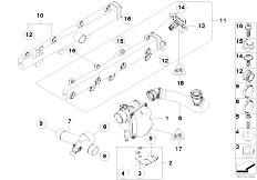 Original Parts for E92 M3 S65 Coupe / Fuel Preparation