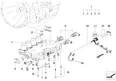 Original Parts for E53 X5 3.0i M54 SAV / Automatic