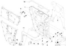 Original Parts for E36 318ti M44 Compact / Engine/ Timing
