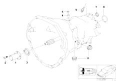 Original Parts for E39 540i M62 Touring / Manual