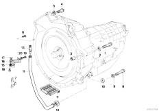 Original Parts for E30 325ix M20 2 doors / Automatic