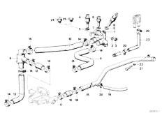 Original Parts for E30 318i M10 4 doors / Engine/ Intake