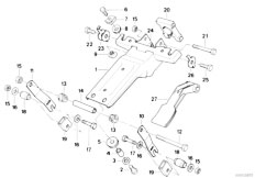 Original Parts for E31 840i M60 Coupe / Steering/ Power