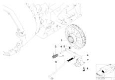 Original Parts for E53 X5 4.4i M62 SAV / Automatic