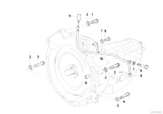 Original Parts for E34 520i M50 Sedan / Automatic