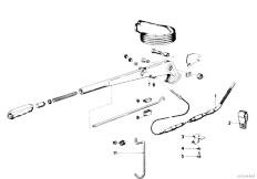 Original Parts for E12 528i M30 Sedan / Brakes/ Brake