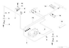 Original Parts for E36 318ti M44 Compact / Brakes/ Brake