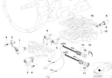 Original Parts for E34 518i M40 Sedan / Automatic