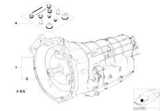 Original Parts for E34 520i M50 Sedan / Automatic