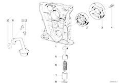 Original Parts for E36 316g M43 Compact / Engine/ Cooling