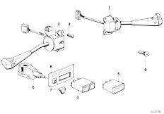 Original Parts for E30 318i M10 4 doors / Vehicle