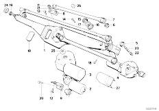 Original Parts for E34 518i M40 Touring / Vehicle