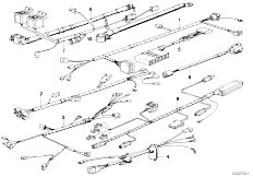 Original Parts for E30 323i M20 4 doors / Vehicle