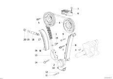 Original Parts for E36 318ti M42 Compact / Engine/ Timing
