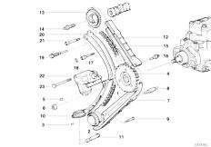 Original Parts for E39 525tds M51 Touring / Engine/ Intake