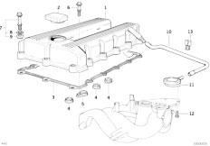Original Parts for E36 318ti M42 Compact / Engine/ Timing