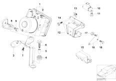 Original Parts for E46 316ti N42 Compact / Brakes/ Power